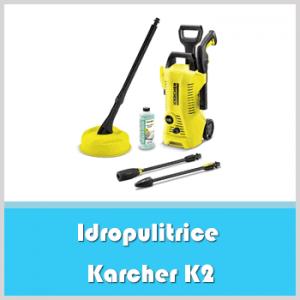 idropulitrice karcher k2