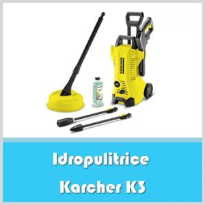 idropulitrice karcher k3
