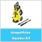idropulitrice karcher k4