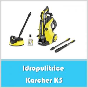 idropulitrice karcher k5
