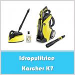 idropulitrice karcher k7