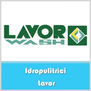 idropulitrice lavor