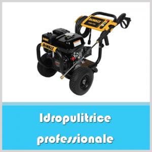 idropulitrice professionale