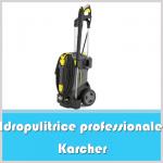 idropulitrice professionale karcher