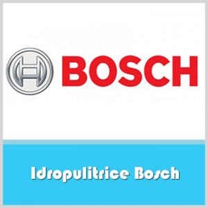 Idropulitrice Bosch – Opinioni, Prezzo, Offerta